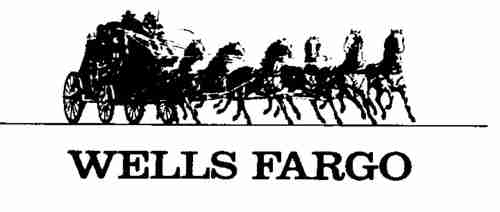 Oh, oh, the Wells Fargo wagon is a-comin' down the street, oh please let it be for me!  Oh, oh, the Wells Fargo wagon is a-comin' down the street, I wish I wish I knew what it could be!