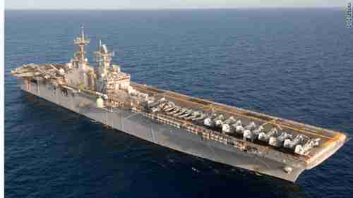 U.S.S. Iwo Jima heading for eastern Mediterranean on Monday