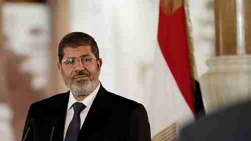 Mohamed Morsi (AP)
