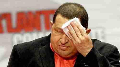 Hugo Chavez (Trome)
