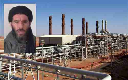 Mokhtar Belmokhtar is the leader of the terrorist group responsible for the siege of the Algerian natural gas complex (Reuters)