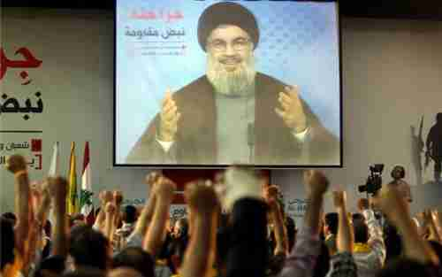 Nasrallah gives televised speech on Friday (Al-Jazeera)