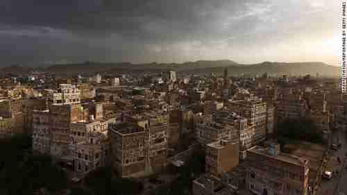 Sanaa, Yemen (CNN)