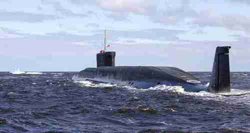India's INS Arihant submarine, now nuclear powered