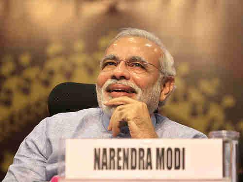 Narendra Modi (AP)