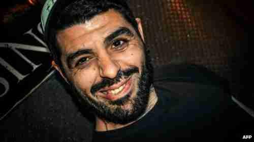 Pavlos Fyssas, or Killah P, rapped against racism (BBC)