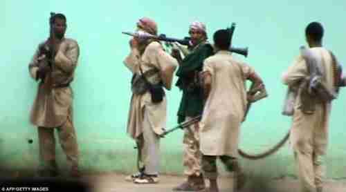 Algerian jihadists (AFP)