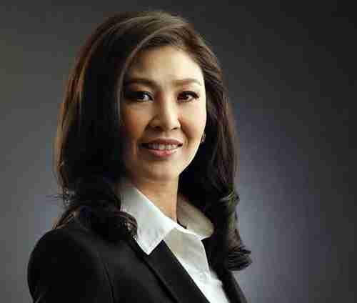 Thailand's PM Yingluck Shinawatra