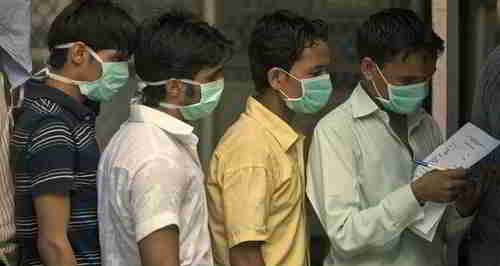 All hospitals in New Delhi were put on high alert last year after six cases of swine flu were confirmed (India.com)