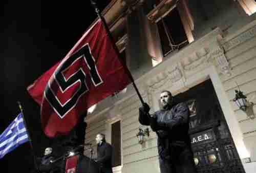 Golden Dawn rally on Saturday (Kathimerini)