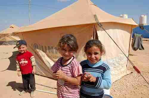 Syrian refugees (UN)