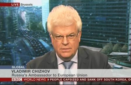 Vladimir Chizhov (BBC)