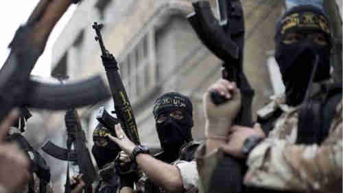 The Al-Quds Brigades and Islamic Jihad claim that they have been fighting Israeli special forces in Gaza (AFP)