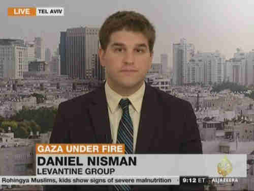 Daniel Nisman, Levantine Group