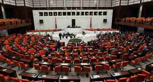 Turkey's Parliament will vote on military action in Syria and Iraq