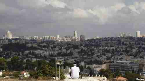 A view of Jerusalem (Reuters)