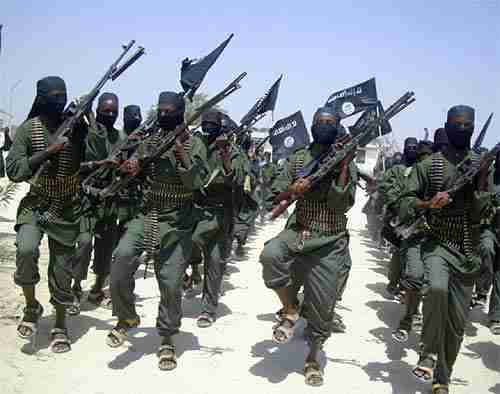 File photo of al-Shabaab
