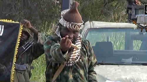 Boko Haram leader Abubakar Shekau (AFP)