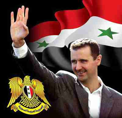 Bashar al-Assad is thought to be on the United Nations list of Syrian war criminals
