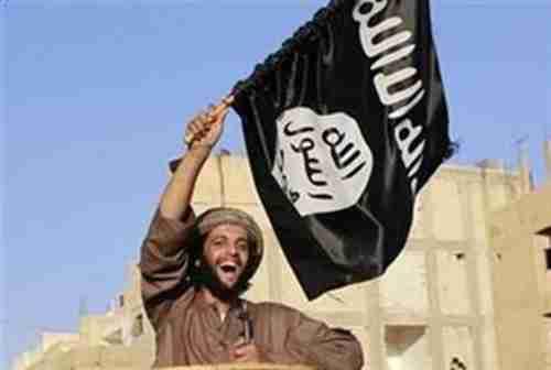 ISIS terrorist (Reuters)