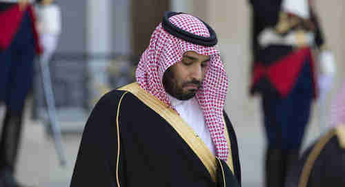 Saudi Deputy Crown Prince Mohammed bin Salman, a vocal critic of the Iran nuclear deal (Politico)