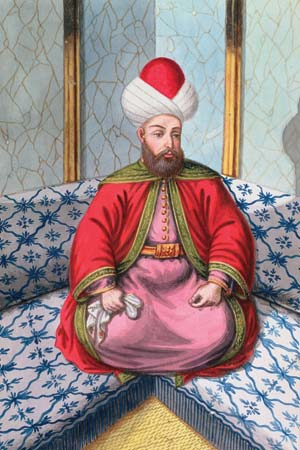 Orhan, Ottoman ruler between 1324-1360 (britannica.com)