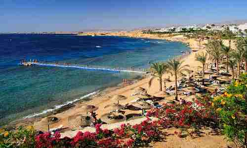 Egypt's Sharm el-Sheikh Red Sea resort