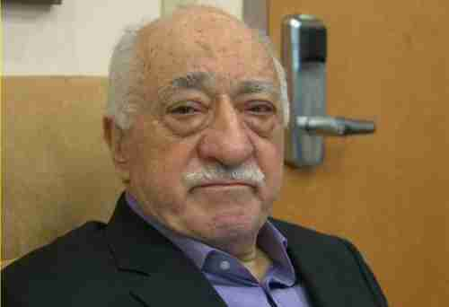 Fethullah Gulen at his home in Saylorsburg, Pennsylvania, on Saturday.  Erdogan accuses Gulen of organizing the coup attempt (Reuters)