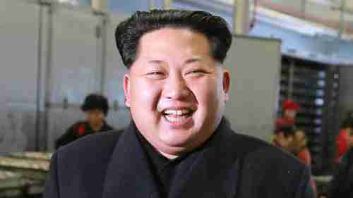 Child dictator Kim Jong-un