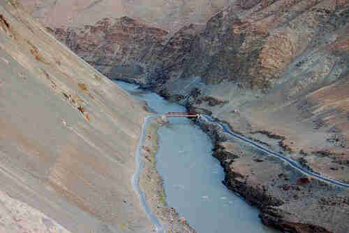 Indus River Valley (Reuters)