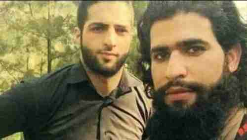 Zakir Musa (R) became leader of Hizbul Mujahideen in July of last year, after the previous leader Burhan Muzaffar Wani (L) was killed in a gunfight with Indian police. Musa was named al-Qaeda commander last week.