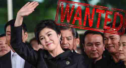 Yingluck Shinawatra has fled Thailand to escape sentencing