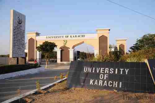 University of Karachi, Pakistan