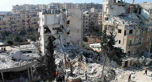 Idlib Syria today (AFP)
