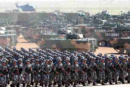 China military parade (China Daily)