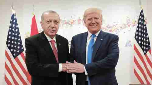 Erdogan and Trump meet in June