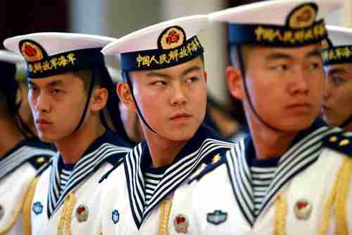 China is growing more nationalistic and militaristic every day.  Is a US-China war even possible in the age of nuclear weapons? (Reuters)