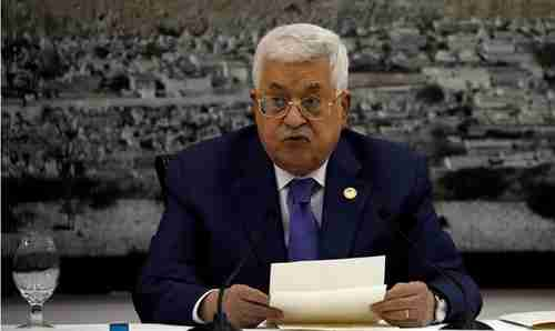 Palestinian Authority president Mahmoud Abbas was not included in Friday's peace agreement (Reuters)