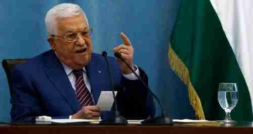 Mahmoud Abbas on Wednesday -- can he prevent a Third Intifada (AFP)