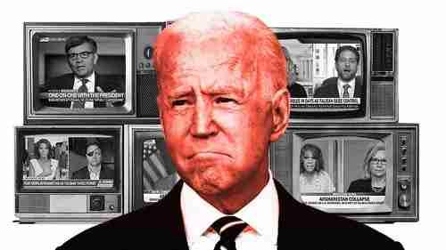 Bitter, defiant President Joe Biden angry at non-compliant press coverage (Huffington Post)
