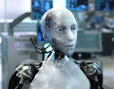 Robot from <i>I, Robot</i>