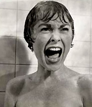 Janet Leigh in <i>Psycho</i>