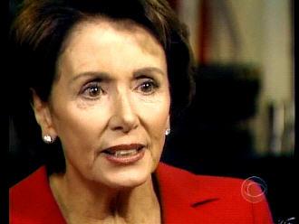 Nancy Pelosi on <i>60 Minutes</i>, Sunday, Oct 22, 2006