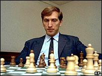 Bobby Fischer in his heyday