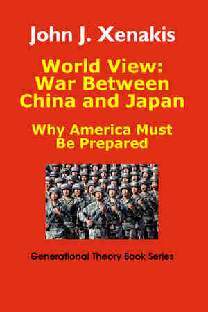 Book Announcement: World View: War Between China and Japan, by John J. Xenakis