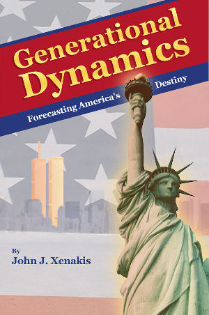 Book home: Generational Dynamics