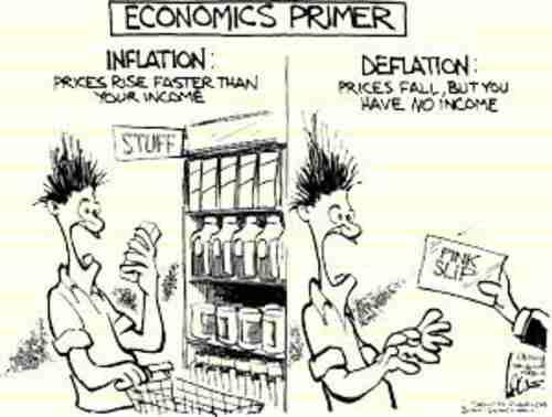 Deflation Effect