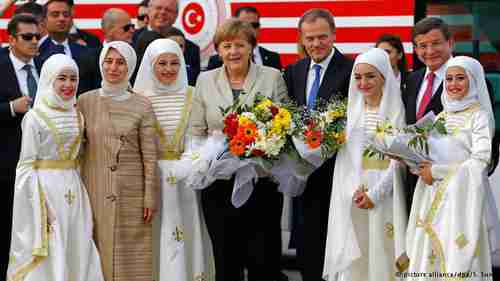 gaziantep muslim The trump touch what it's like to a muslim-american citizen in a simple hijab gaziantep is a city in south-central turkey, near the syrian border.
