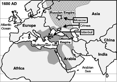 Islam vs Orthodox Christianity  Eastern Europe  Roman Byzantine