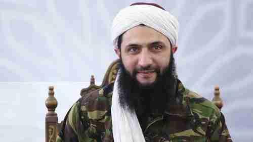 Abu Muhammad al-Jolani, the smiling terrorist leader of Jabhat al-Nusra